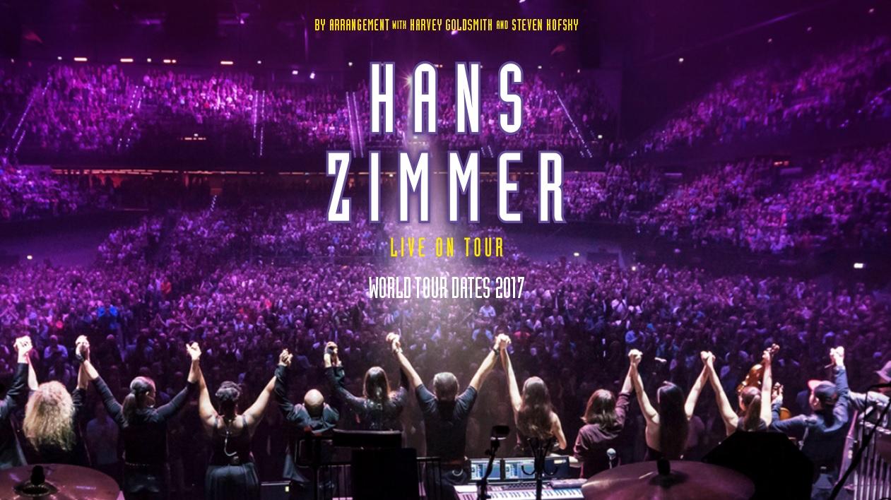 Hans Zimmer Live On Tour July